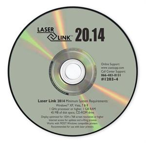 Item 95412, Item TF1203-4, Laser Link Tax Preparation Software
